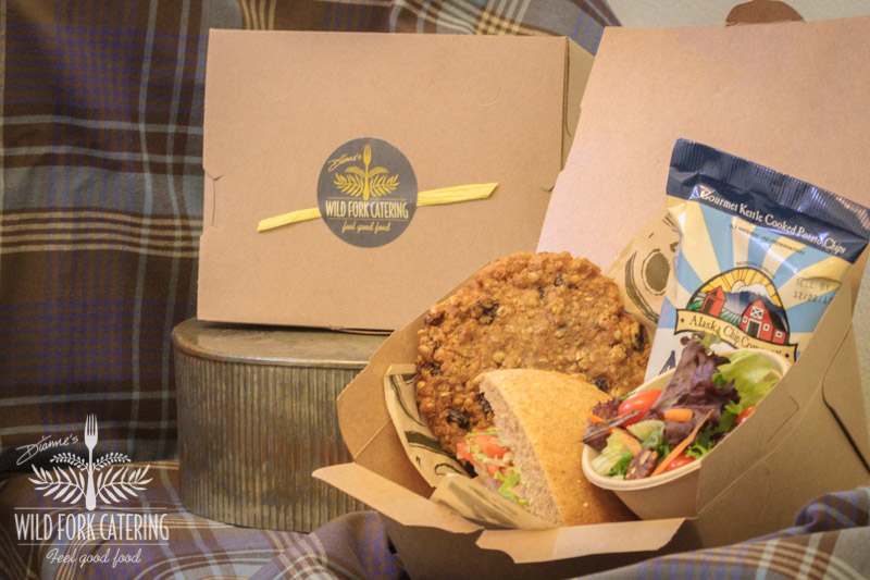 Box Lunches Anchorage Catering - Wild Fork Catering Anchorage Alaska